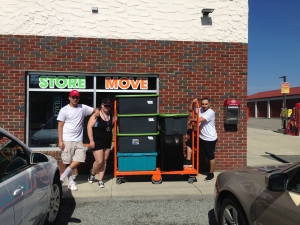 Alfred Student Storage | Economy Drop Off