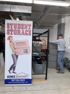 Alfred Student Storage | Storing Warehouse