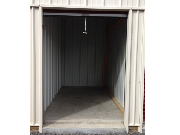 Storage Unit Options