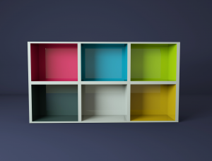 Alfred Student Storage | Additional Items | Book Shelves