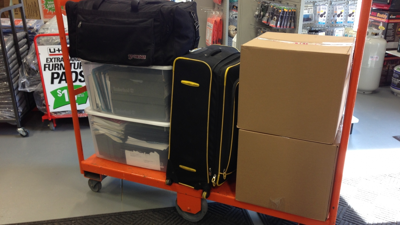 Alfred Student Storage   Economy Storage Package