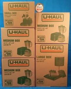Alfred Student Storage | 5 Box Kit