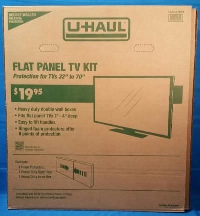 Alfred Student Storage | Large TV Box Kit