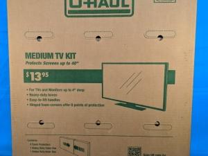 Alfred Student Storage | Medium TV Box Kit