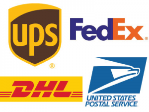 Alfred Student Storage | Parcel Shippers UPS, USPS, DHL and FedEx